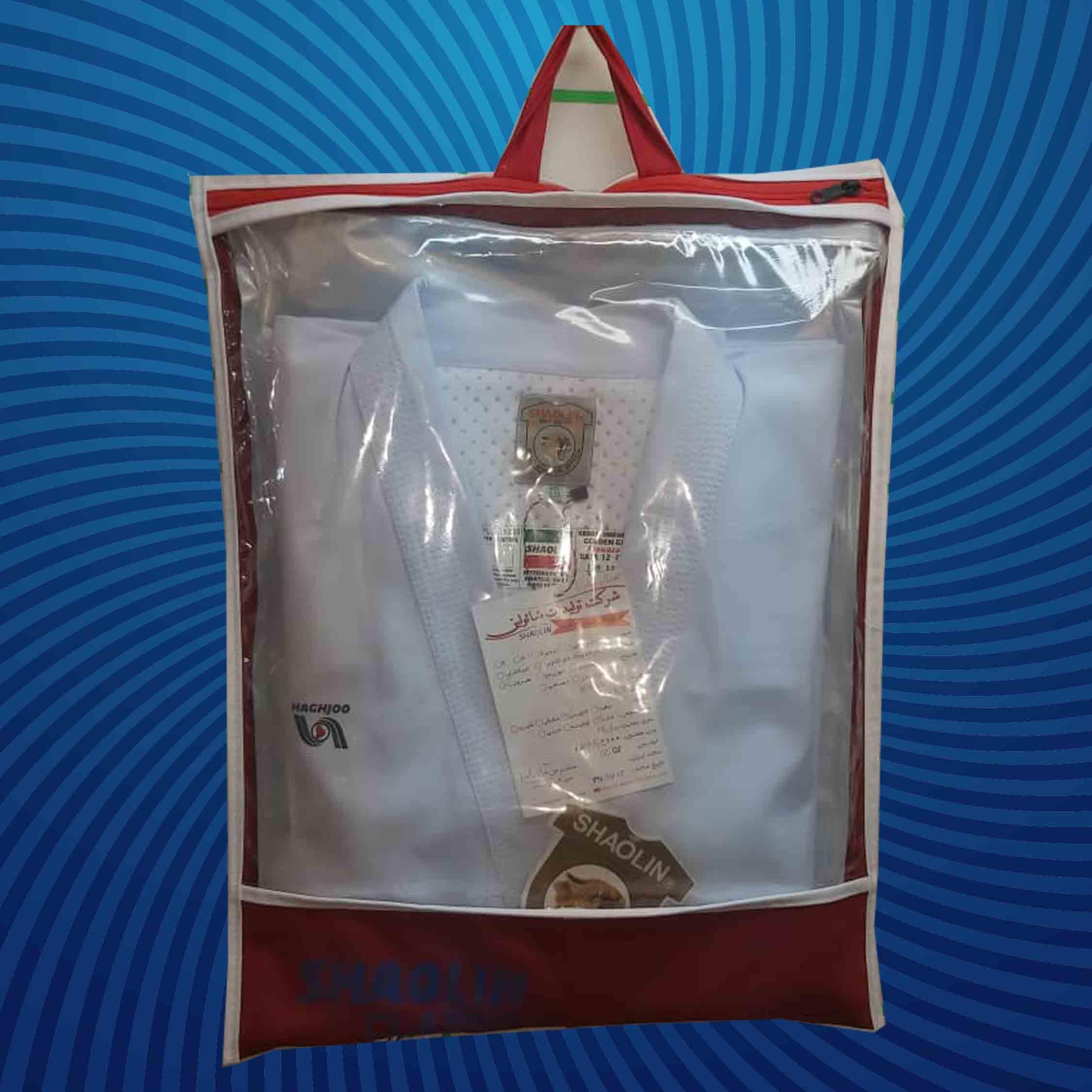 لباس کاراته کاتا گلدن گی ۱۲ انس سایز ۳نیم